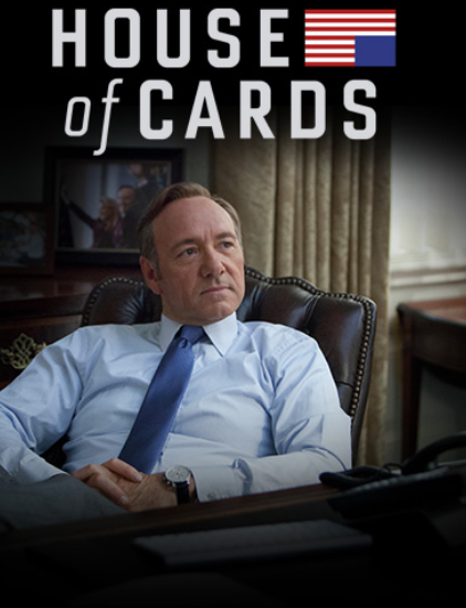 "5. Staffel ""House of Cards""- exklusiv zuerst auf Sky ab 30.05.2017"