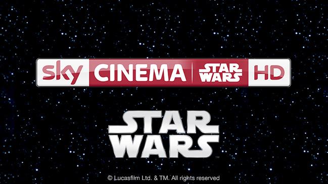 Sky Cinema STAR WARS HD Sender ab 28.08.
